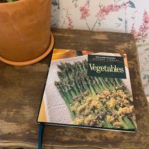 Williams Sonoma Vegetable Cookbook